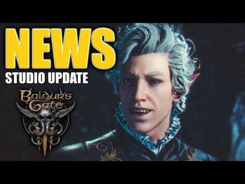 Baldur's Gate 3 News ⚔ (Année de sortie, Patch 5, Mise à jour Studio..)