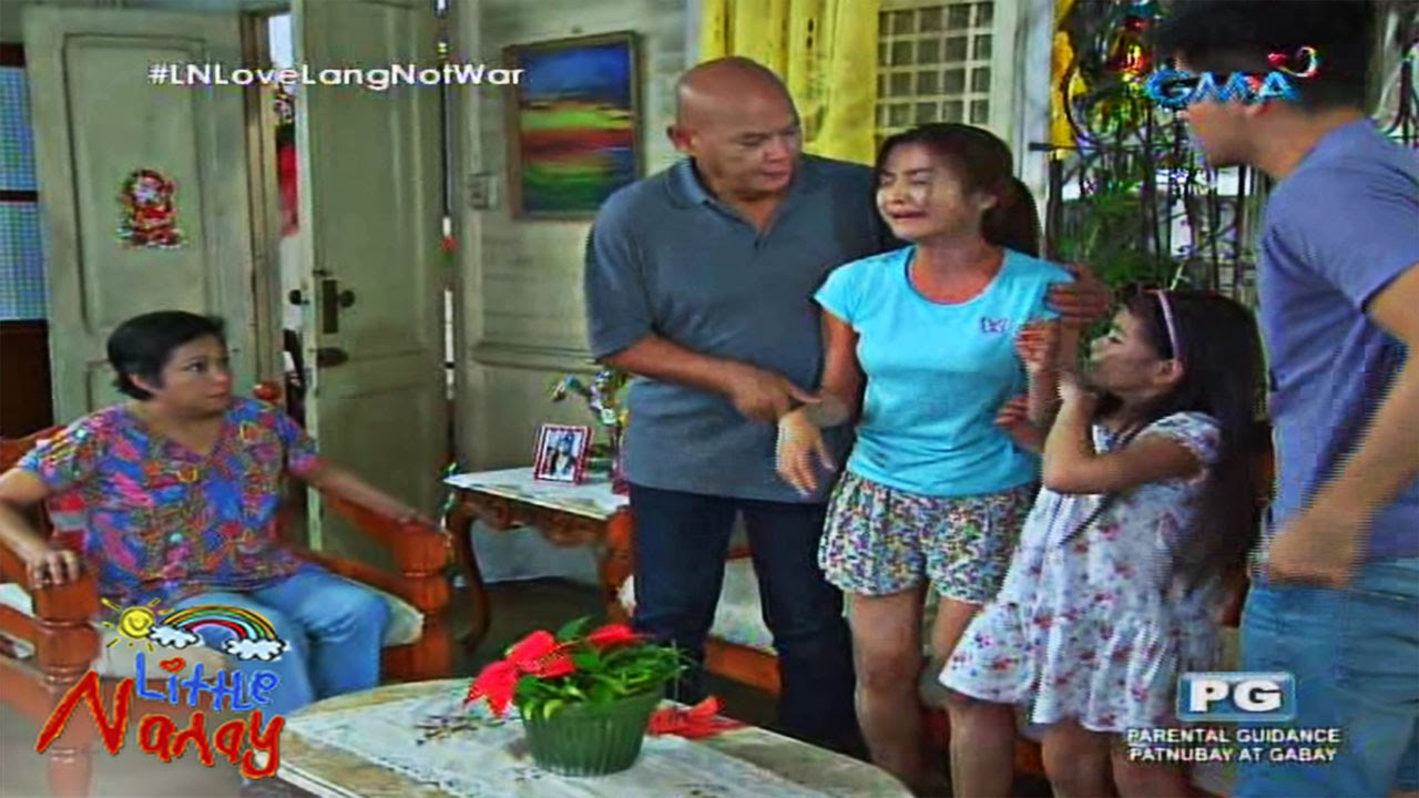 Little Nanay: Tinay's uncontrollable anger