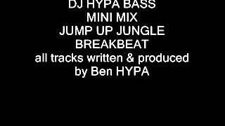 DJ HYPA JUMP UP Jungle Breakbeat  MINI MIX 1