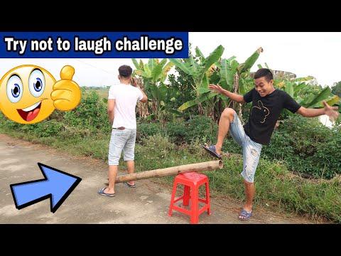 Coi Cấm Cười Phiên Bản Việt Nam   TRY NOT TO LAUGH CHALLENGE 😂 Comedy Videos 2019   Hải Tv - Part82
