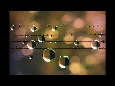 Heavy Rain And Canon In D Major - Sleep, Meditation Sounds 2hrs