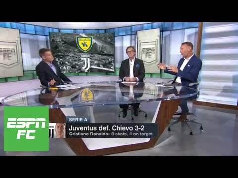 Serie A clubs' approach to shut down Cristiano Ronaldo & Juventus Analysis  ESPN FC