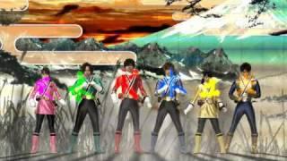 Repeat youtube video 『天装戦隊ゴセイジャーVSシンケンジャー エピック ON 銀幕』 予告編(Goseijâ vs Shinkenjâ  |  trailer)