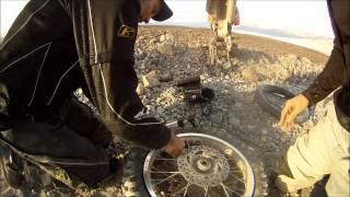 KTM 350 EXC-F Echo Canyon Steps Death Valley Daze