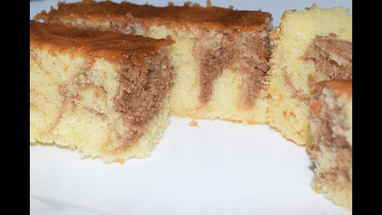Marble Cake Recipe Video In Malayalam