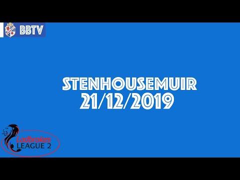 Cowdenbeath Stenhousemuir Goals And Highlights