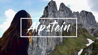 ALPSTEIN, Switzerland • Aerial impressions