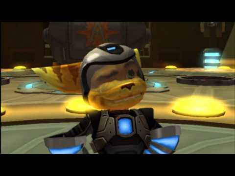 Let's Play Ratchet & Clank 3: Up Your Arsenal Part 07: Obstacle Course