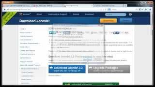 Joomla 3.2 bei all-inkl.com installieren