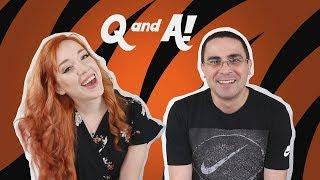 ΠΩΣ ΑΝΤΕΧΟΥΜΕ Ο ΕΝΑΣ ΤΟΝ ΑΛΛΟ!? (2J & Cat Von K Q&A)