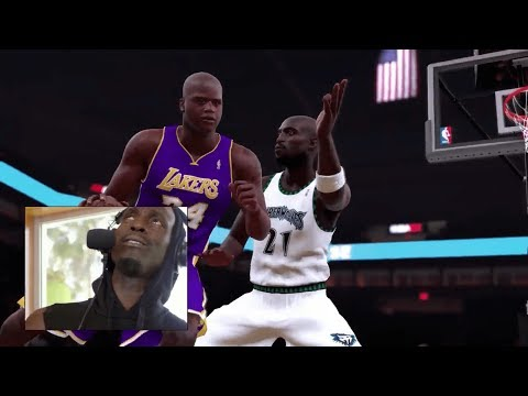 NBA 2K18 - Special Guest Commentator Gameplay Trailer Feat. Kobe Bryant & Kevin Garnett