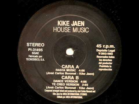 kike jaen house music rasta music youtube