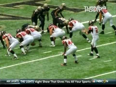 Saints Falcons NFL Turning Point 11/14/2012