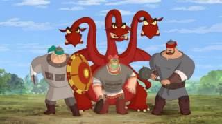 Три богатыря - Warcraft - Трейлер (2015)