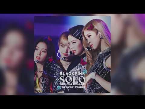 BLACKPINK - 'SOLO' + 'DDU-DU DDU-DU' + 'Forever Young' (SBS Gayodaejun 2018 - Studio Version)