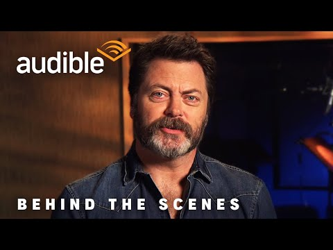 Behind the Scenes with Nick Offerman...