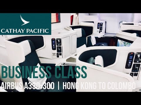 review:-cathay-pacific-business-class-airbus-a330-300-|-hong-kong-to-colombo-+-the-pier-first