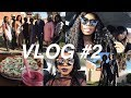VLOG #2: MEETING SOME FAMILY, LUNCH & UNI LIFE | South African YouTuber