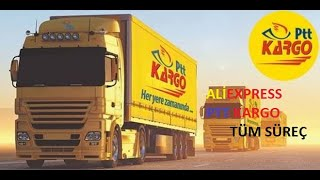 Yurtdışı Alışveriş Aliexpress ve PTT Kargo UKİM Tüm Süreç