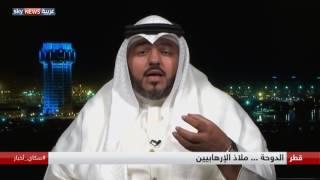 الكاتب الصحفي بسام فتيني: جماعة الإخوان لا يختلف أحد أنها مدعومة من ساسة قطر