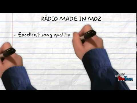 Radio Made In Moz