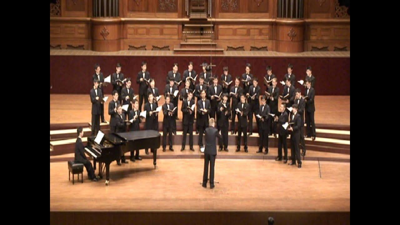 Chorus Men Ds