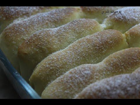 يوميات شري طريقة عمل فطائر الحلوه محشيه مربي