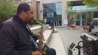 Recording Street Performance With An Irig 2, A Roland Ba330, An Htc10, And Korg