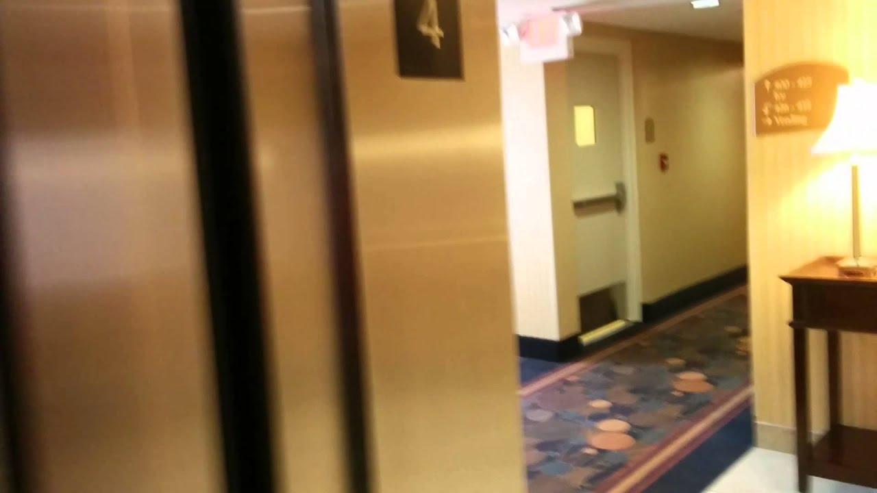 Otis Hydraulic Elevators Holiday Inn Express & Suites