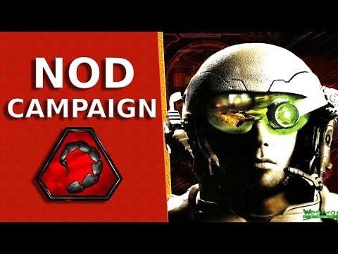 Tiberian Sun Full Nod Campaign Playthrough - Hard Difficulty