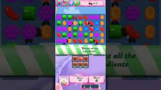 Candy Crush Saga Level 708 - NO BOOSTERS