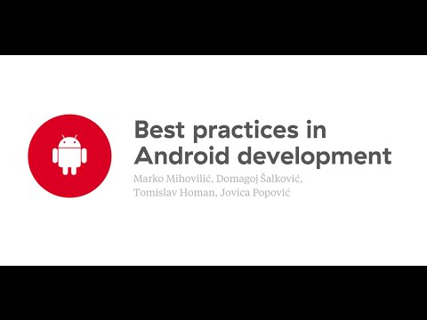 Infinum Android Talks #19 - [PANEL] Best practices in Android development