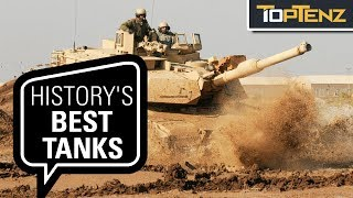 Top 10 Most Destructive Tanks