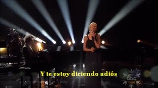 A Great Big World & Christina Aguilera - Say Something (Subtitulada en español) (Live)