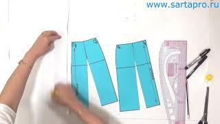 Отрезная юбка в изделии - Светлана Пояркова