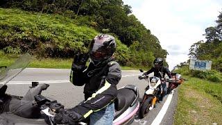 Raya 2015 Ride : Lady Biker Kuala Klawang Warm Up