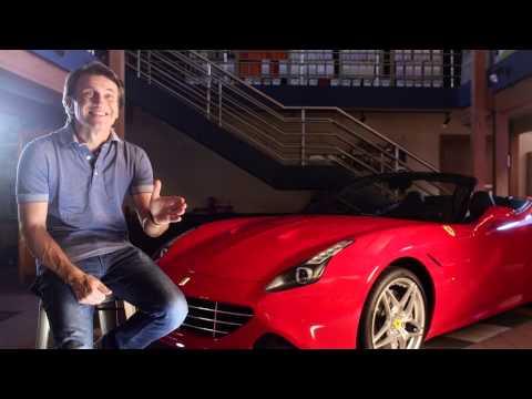 Robert Herjavec on Ferrari: The Art of Innovation