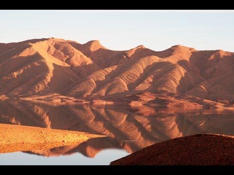 Sahara Occidental en moto