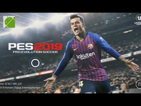 PES 2019 Mobile - Android Gameplay FHD