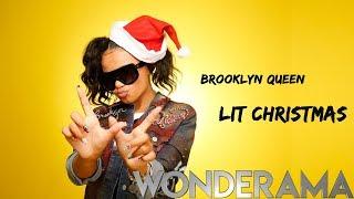 Смотреть клип Brooklyn Queen - Lit Christmas