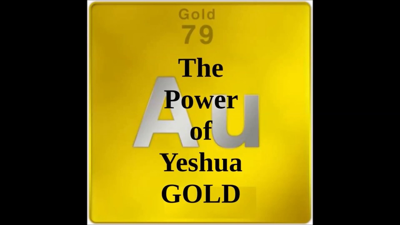 Power of Yeshua Gold