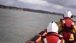 Mudeford Lifeboat Deer Rescue