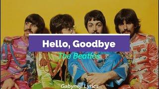 The Beatles //  Hello, Goodbye Sub Español inglés