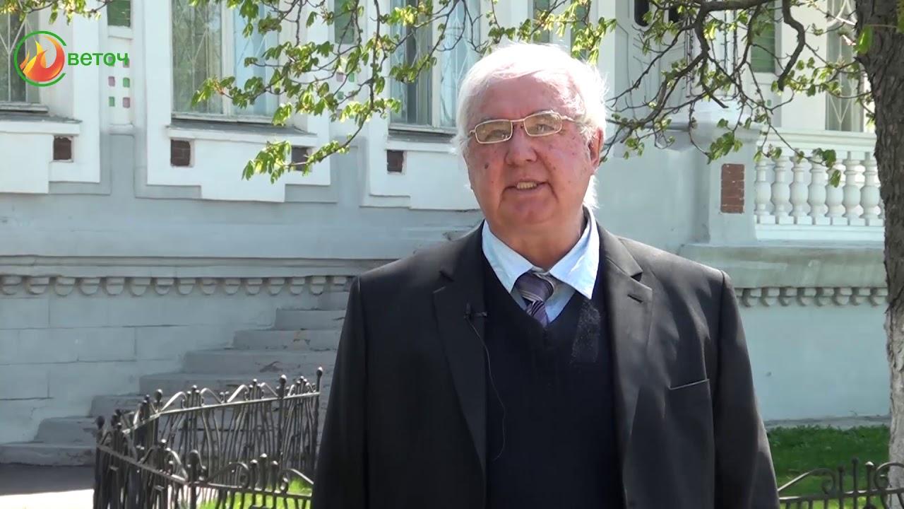 Программа «Борисоглебск в годы войны» часть 5.