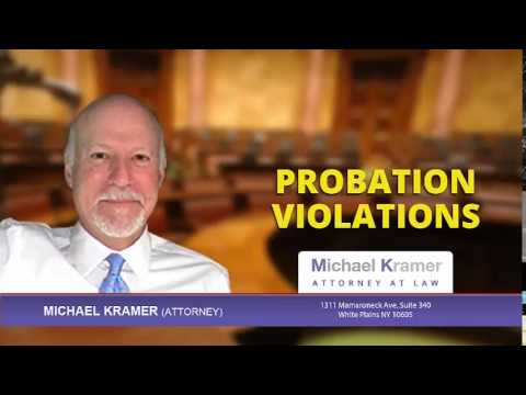 What Happens If People Violate Probation During A Suspended Sentence In New York? | (914) 709-7161