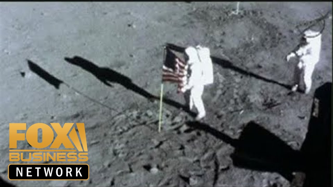 Live: NASA celebrates the 50th anniversary of the Apollo 11 Moon landing