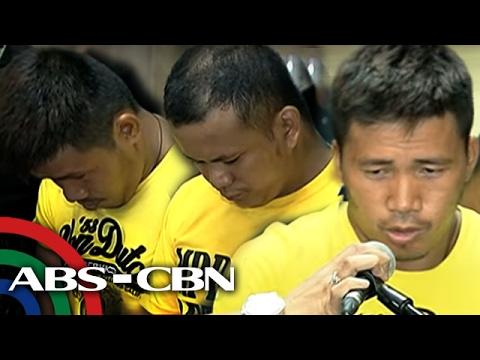 TV Patrol: 3 suspek sa vigilante killings, iniharap ni Bato