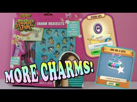 Animal Jam Charm Bracelets! New Charm Bracelet Promo + Token!