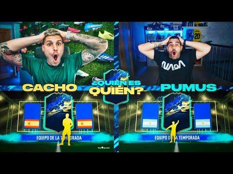 NOS TOCA TOTS DE LA LIGA EN QUIEN ES QUIEN!!! | FIFA 21