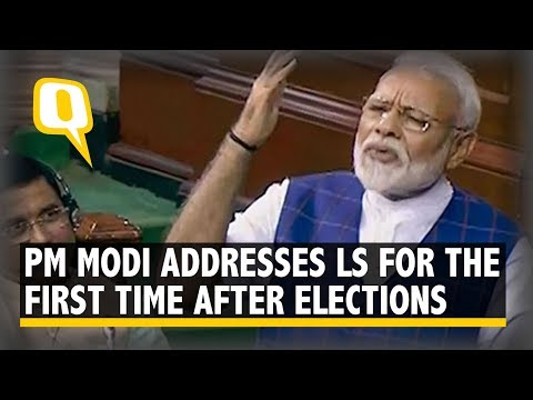 LIVE: PM Modi Addresses Lok Sabha For The First Time Since 2019 General Elections